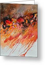 Watercolor 212022 Greeting Card