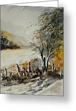 Watercolor 212052 Greeting Card