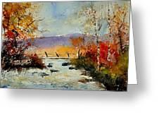 Watercolor 212092 Greeting Card