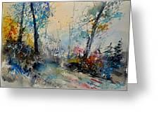 Watercolor 213020 Greeting Card