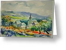 Watercolor 216021 Greeting Card