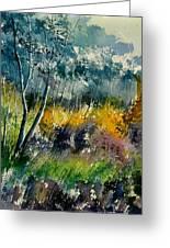 Watercolor 216050 Greeting Card
