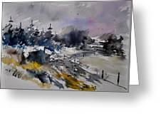 Watercolor 217021 Greeting Card
