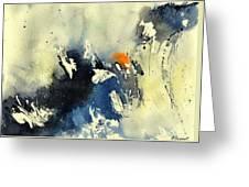 Watercolor 218091 Greeting Card
