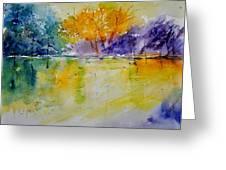 Watercolor 219041 Greeting Card