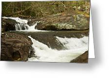 Waterfall 202 Greeting Card