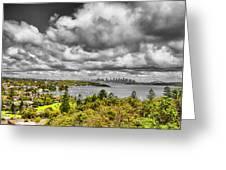 Watson Bay Sydney Harbor Greeting Card
