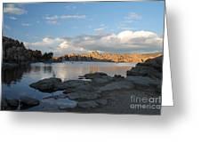 Watson Lake 5  Greeting Card