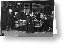 Way Down East, 1920 Greeting Card