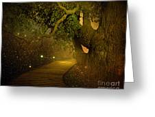 Way To Heaven Greeting Card