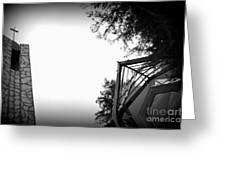 Wayfarer Chapel Greeting Card