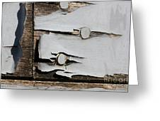Weathered Greeting Card