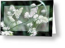 Weeds Greeting Card