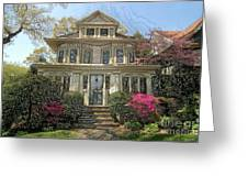 Wellington Place Greeting Card