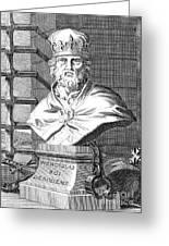 Wenceslaus (1361-1419) Greeting Card