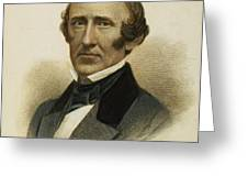 Wendell Phillips (1811-1884) Greeting Card