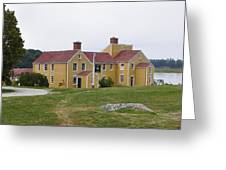 Wentworth Coolidge Mansion Wcmp Greeting Card