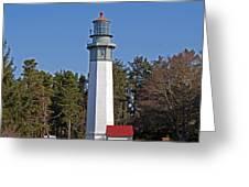 Westport Lighthouse Greeting Card