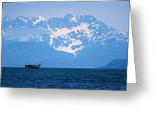 Whale Watchers Greeting Card