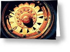 Wheel You Please Greeting Card