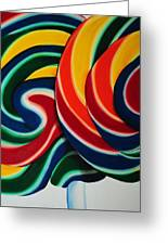 Whirly Pop 2 Greeting Card