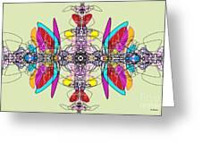 Whirlygig Greeting Card