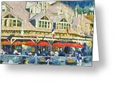 Whistler One Greeting Card by Dale Stillman