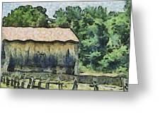 White Bear Farm Greeting Card