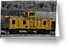 White Haven - Union Pacific Greeting Card
