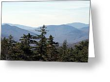 White Mountain National Forest I Greeting Card