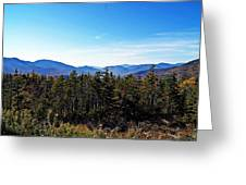 White Mountain National Forest II Greeting Card
