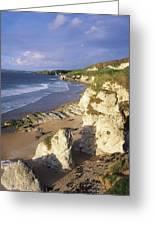 White Rocks Beach, Between Portrush & Greeting Card