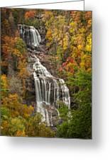 Whitewater Falls 1 Greeting Card