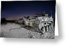 Wiesel 1 Atm Tow Anti-tank Vehicles Greeting Card
