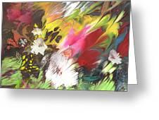 Wild Flowers 04 Greeting Card