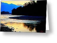 Wild Mountain Nature Greeting Card