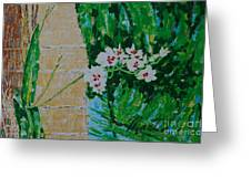 Wild Orchards  Greeting Card
