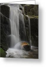 Wildcat Falls Yosemite National Park Greeting Card