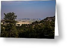 Wildcat Hills View Greeting Card
