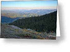 Wilderness View Greeting Card