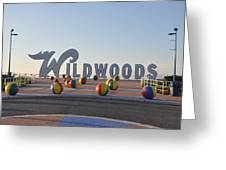 Wildwoods Greeting Card