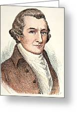 William Bradford (1722-1791) Greeting Card