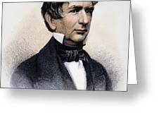 William Henry Seward Greeting Card