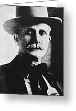 William M. Tilghman Greeting Card
