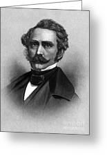 William T. G. Morton, American Dentist Greeting Card