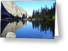 Willow Lake Afternoon Greeting Card by Scotts Scapes