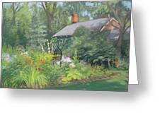 Willowwood Garden Greeting Card