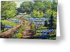 Wimberley's Bluebonnets Greeting Card