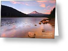 Windkissed Reflection Greeting Card