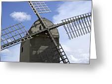 Windmill 10 Greeting Card